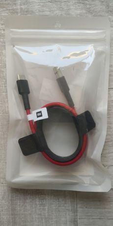 Cablu USB-C Xiaomi roșu, 1 m. Sigilat!