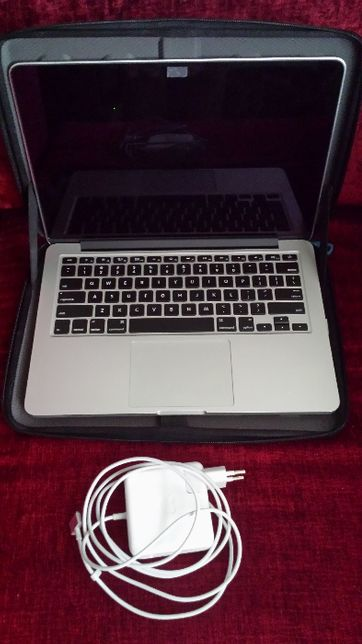 Apple Macbook Pro Retina 13 inchi, 8 / 256 gb