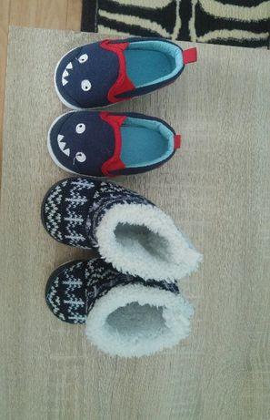 Бебешки обувки и топлинки