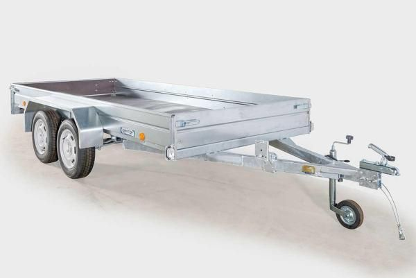 Продается легковой Прицеп ЛАВ 81013Е, размер кузова 3500 на 1800 мм