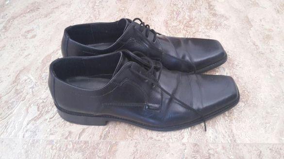 Кожени обувки Federico