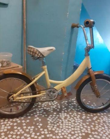 Детский велосипед двухколёсный