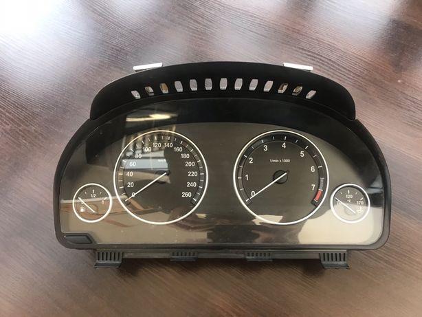 Спидометр панель щиток приборов BMW f10 525