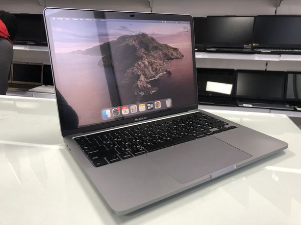 MacBook Pro 13 2020 - Retina 2K/Core i5/8ГБ/SSD 512ГБ/Intel Iris Plus
