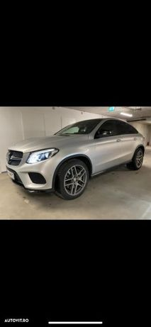 Mercedes-Benz GLE Coupe Mercedes Benz GLE350D AMG (258 CP)