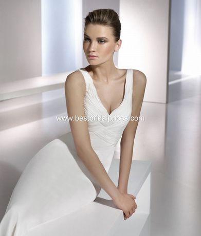 Rochie mireasa San Patrick, mărime 36/XS; calitate deosebita