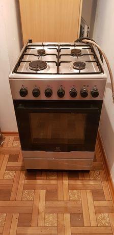 Газовая плита ,духовой шкаф электрический
