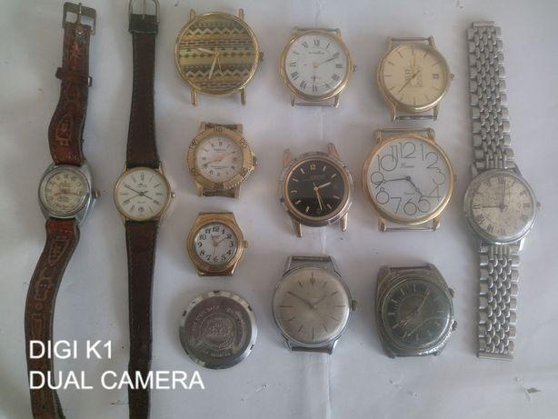 Ceasuri vechi mecanice și automatice