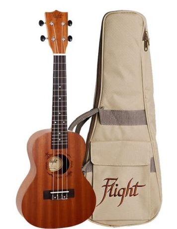 Продам Укулеле Flight NUC 310 Pack Brown