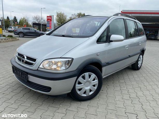 Opel Zafira Opel Zafira 7 locuri