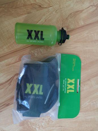 Чанта за кръста и бутилка XXL Норвегия Велосипед