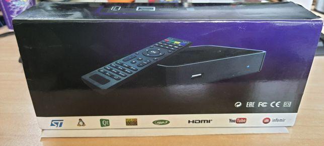 Receptor IPTV MAG 250 HD