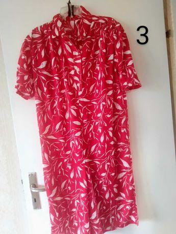 2 Ретро/винтидж рокли за бременни