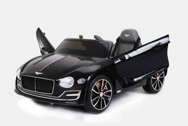 Masinuta electrica Kinderauto Bentley EXP12 STANDARD #Negru