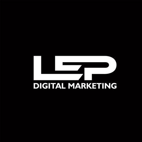 SMM, Таргет, мобилография - Lep Digital Marketing