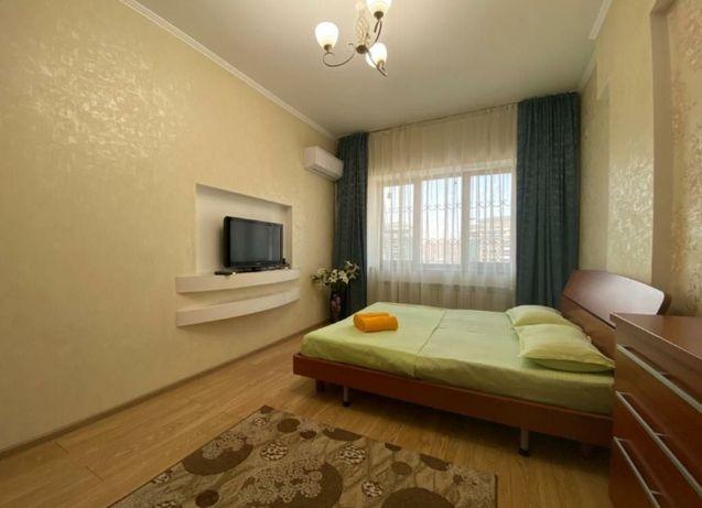 Посуточная аренда однокомнатной квартиры ул. Сауран
