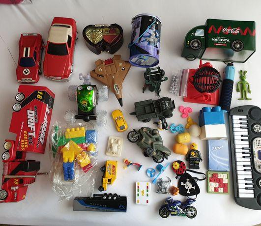 Голям лот детски играчки