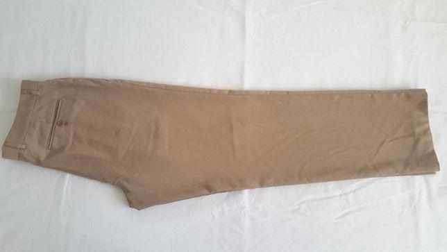 Pantaloni de calitate 46-48 XL culoare maro