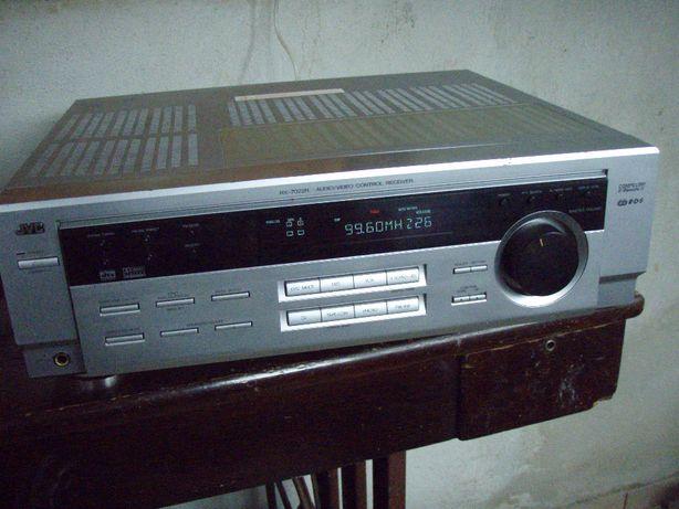 Amplituner (radio incorporat) 5.1 canale 100W JVC RX-7022R