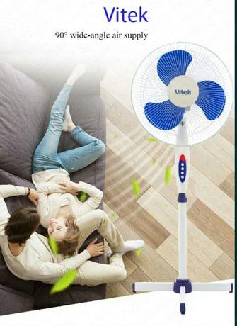 Вентилятор напольный VITEK