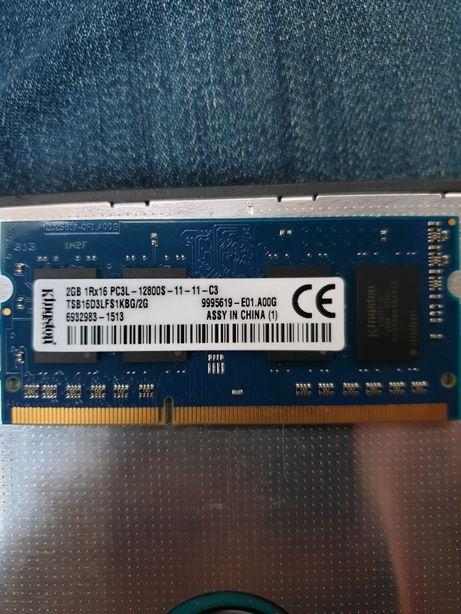 Memorie Laptop 2gb Ddr3L Kingston