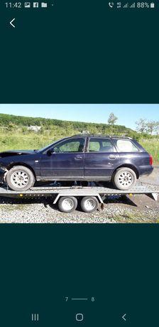 Dezmembrez Audi A4 B5 an 2000 , piese audi a4 motor 1.9 Tdi 90 cp