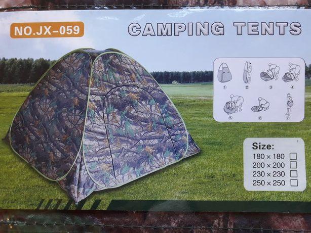 Палатка восьмёрка