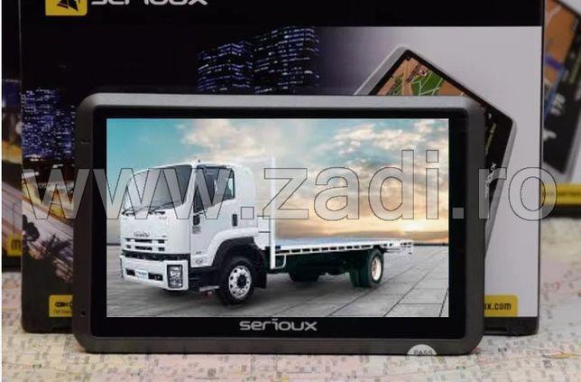 Gps Seriox:ecran 4.3inch : harti camion-auto-factura