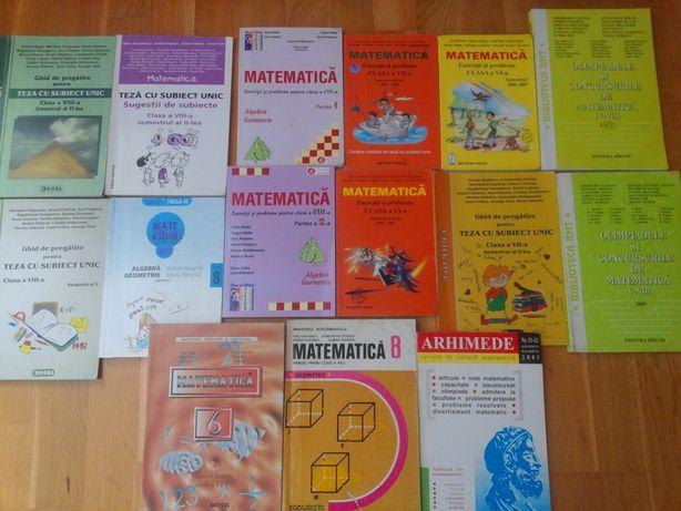 Matematica gimnaziu