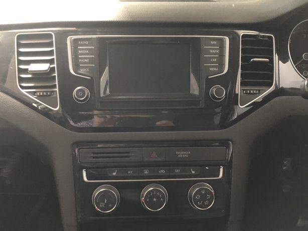 Navigație VW golf 7, originala,model 2014.