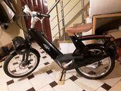 Електрически велосипед тип скутер