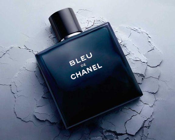 Шикарный, богатый, красивый аромат Chanel Bleu de Chanel 100ml
