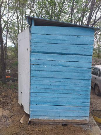 Продам нормальный туалет