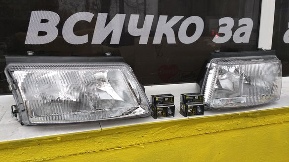 Фарове Пасат Vw Passat преден фар НОВ Светлини 97-00 В4 / B5