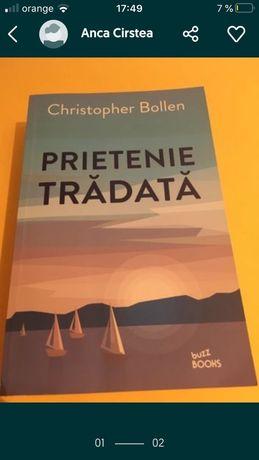 roman Prietenie tradata de Christopher Bollen