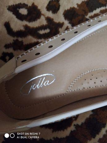 Продам новые туфли - балетки