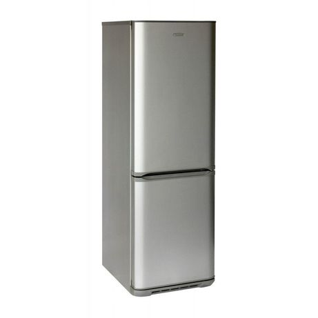 Холодильник Бирюса M633 серебристый