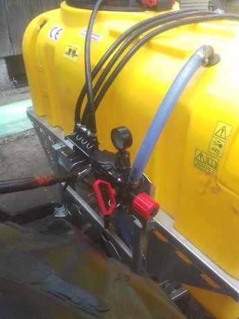 pompa erbicidat noua , instalatie erbicidat 600 litri.