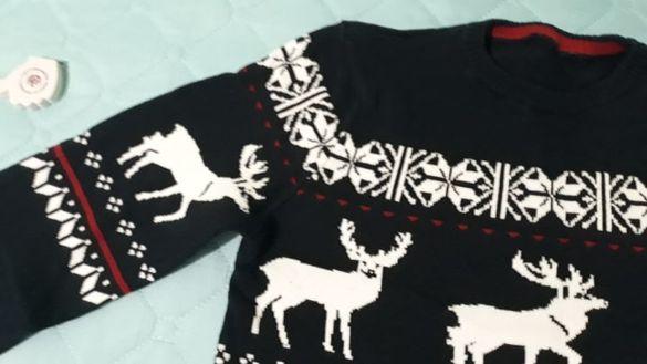 LC Waikiki плътно меко пуловерче + чисто нов ватиран потур