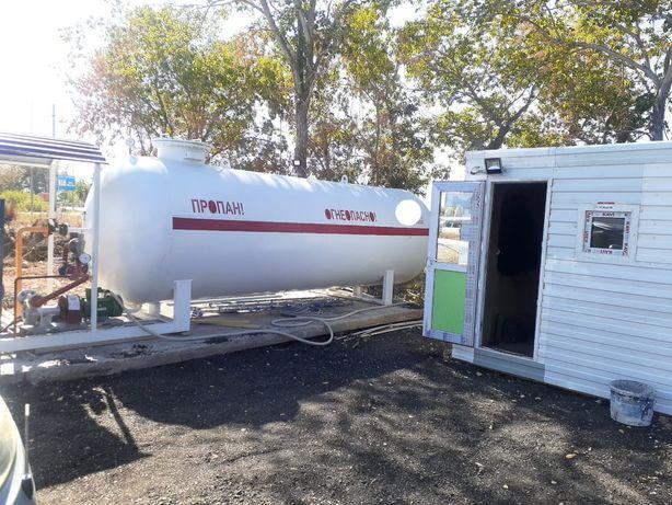 Продаю действующие газовое оборудование