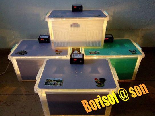 Инкубатор (български) 40 яйца промоция до 25.12.