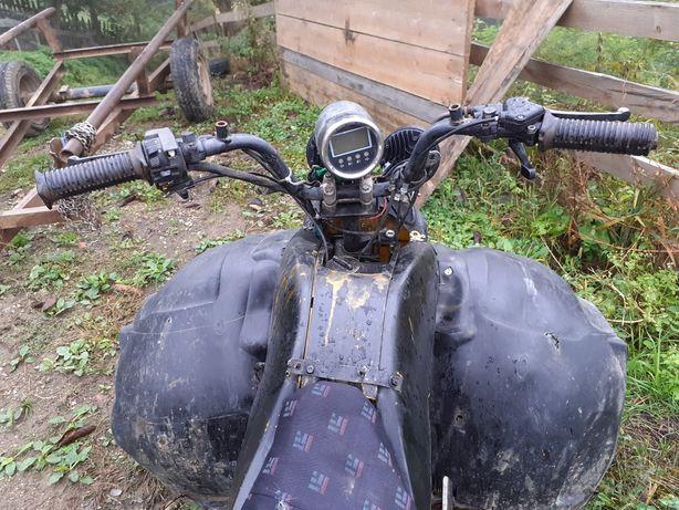 Vând atv defect 200cc