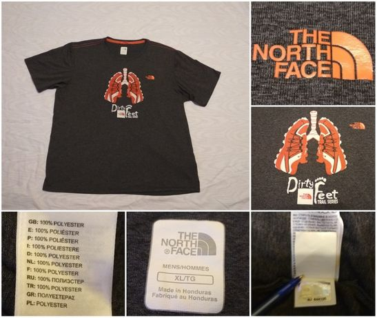Tricou The North Face barbati marimea XL 100% poliester