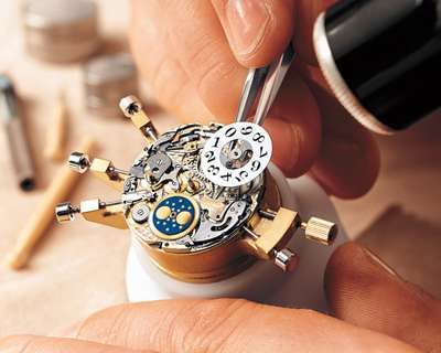 Часовникарски услуги