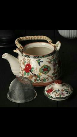 Чайные сервизы из керамики.