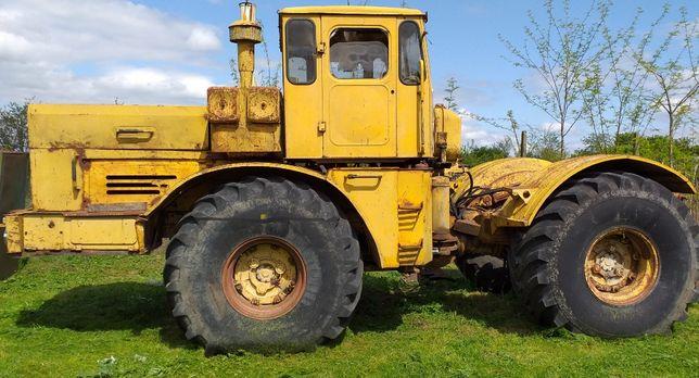 Vand Tractor K700.