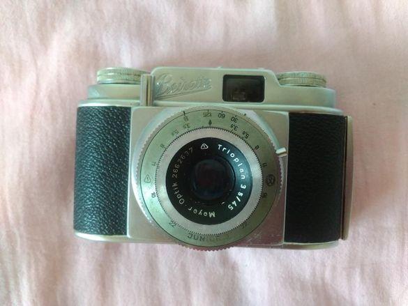 Фотоапарат Beirette Junior II(немски)
