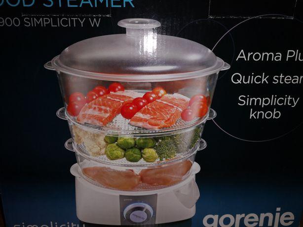 Aparat de gătit cu aburi Gorenje FS 900 Simplicity W