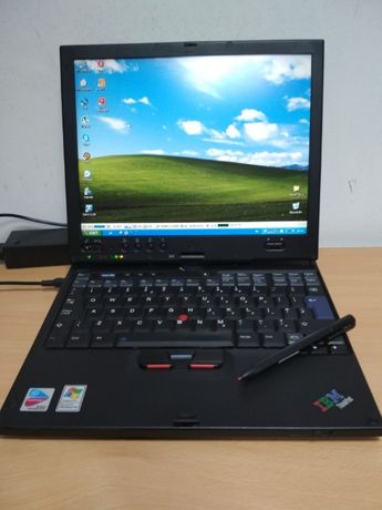 Лаптоп - таблет IBM X41t