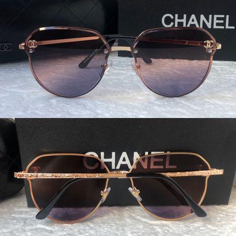 Chanel 2020 дамски слънчеви очила с лого